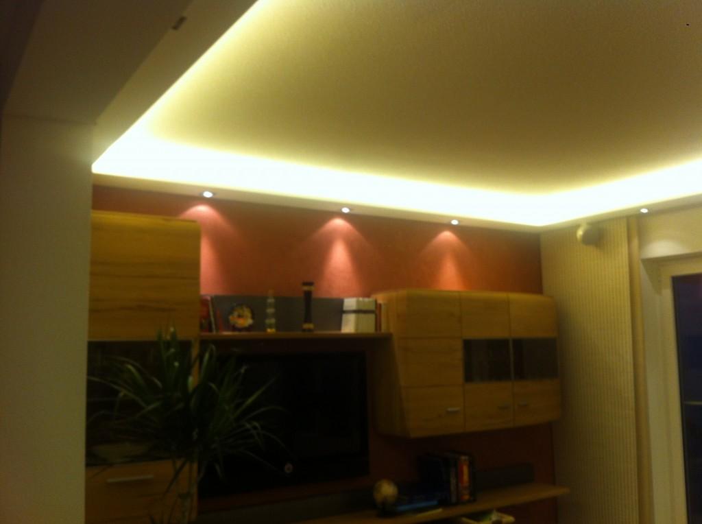 indirekte beleuchtung 2 elektro demel. Black Bedroom Furniture Sets. Home Design Ideas